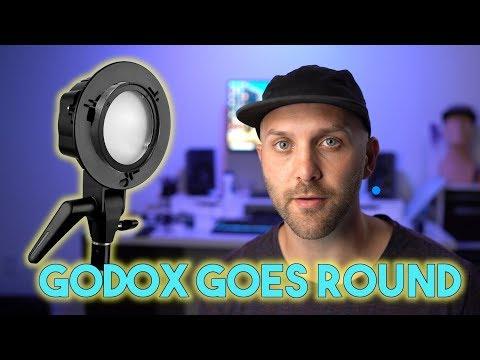 My Idea for new Godox AD200 Round Head - Flashpoint eVolv 200