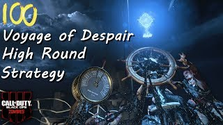 Voyage of Despair Fastest High Round Strategy Guide - Black Ops 4 Zombies