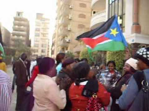 South Sudan Nation  HOW WE VOT IN EGYPT