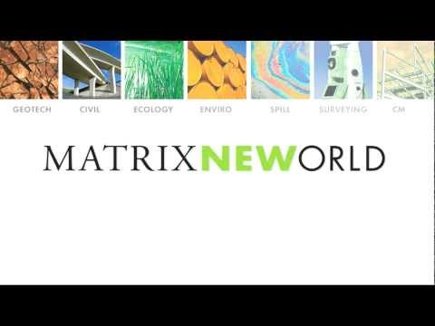 Matrix New World Engineering, Inc. Services