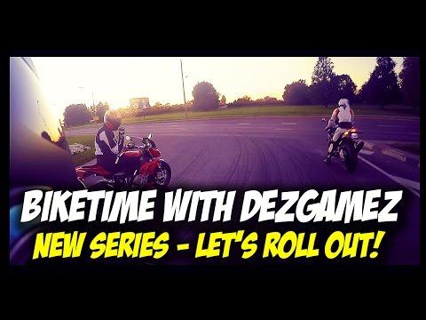 ► Biketime with DezGamez - NEW SERIES! - Welcome to Tallinn, Estonia