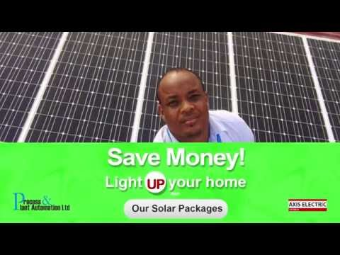 SmartHome Solar PV Packages for Everyone