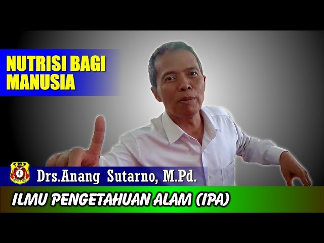 Nutrisi Bagi Tubuh (Short Video) #002-IPA