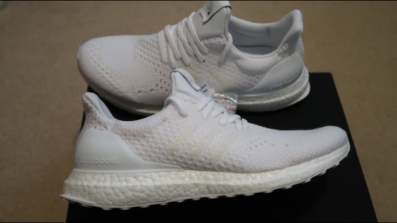 sports shoes 057a9 26a0d A Ma Maniere x Invincible x Adidas Ultra Boost Sneaker Unboxing