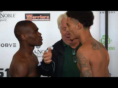 Jamal James vs. Abel Ramos: Premier Boxing Champions Weigh-ins - LIVE at The Armory Minneapolis
