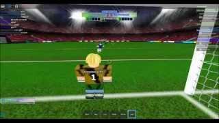 ROBLOX TPS 15- bonebone99 The Sweeper GoalKeeper- Part 2