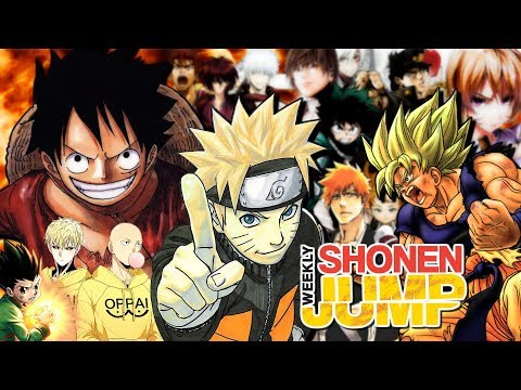 The BEST Shonen Manga Series of All Time! Shonen Jump Manga Bracket LIVE Ft KOL, Joy Boy, BDA & More