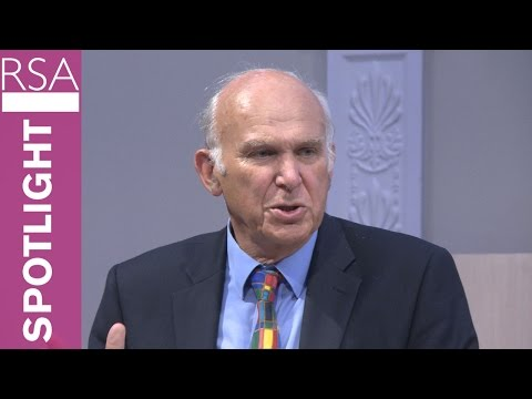 The Future of Further Education & Skills with Vince Cable