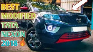 Top 3 best modified tata NEXON in india 2018   Car Guru   🔥
