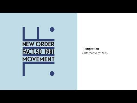 """New Order - Temptation Alternative 7"""" Mix"""