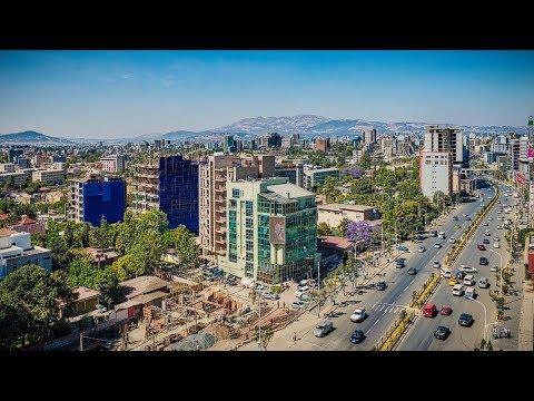 Ethiopia - Addis Ababa / Travel Vlog 4 Shopping mall, Restaurants & Airports |ELLA MOJOKO