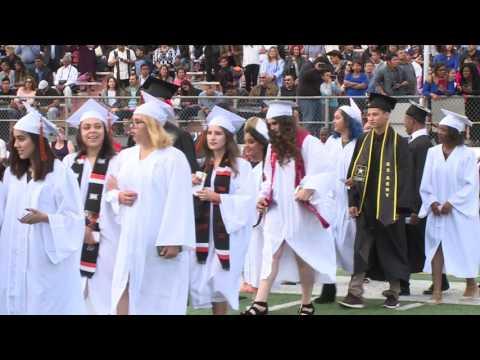 Pittsburg High School Graduation 2017