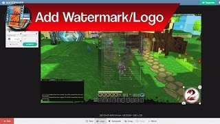 How to Add an Overlay in Windows Live Movie Maker – Adding a Watermark or Logo in Movie Maker