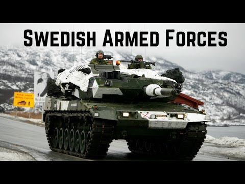 Swedish Armed Forces 2015 • Försvarsmakten