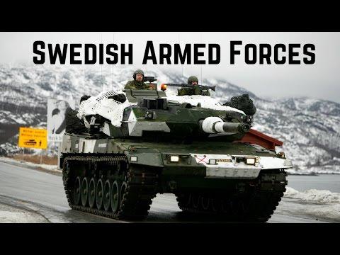 Swedish Armed Forces 2015 • Försvarsmakten