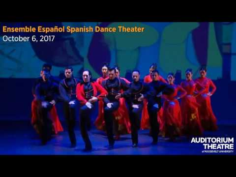 Ensemble Español Spanish Dance Theater | 2017-18 Season | Auditorium Theatre