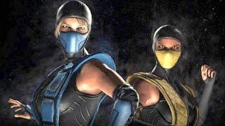Mortal Kombat XL Cosplay Pack Fatalities , Faction Kills & Fun