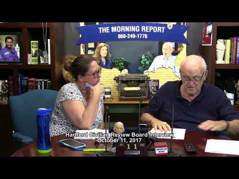 Hartford Civilian Review Board Investigation Interview