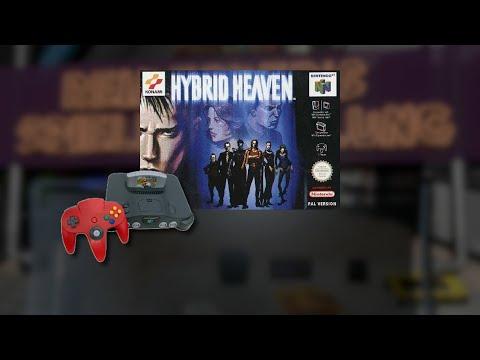 Gameplay : Hybrid Heaven [Nintendo 64]