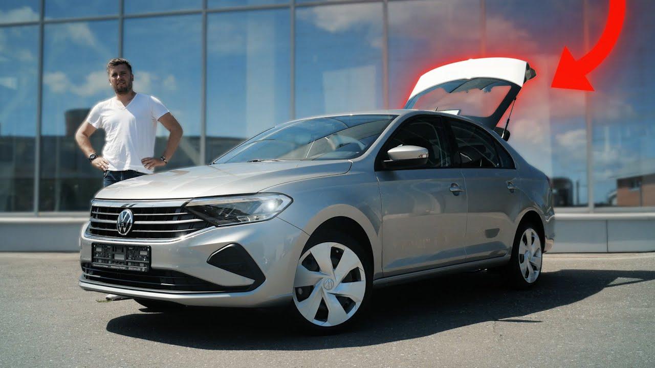 Новый Volkswagen Polo Sedan по цене Лады Весты.Anton Avtoman.