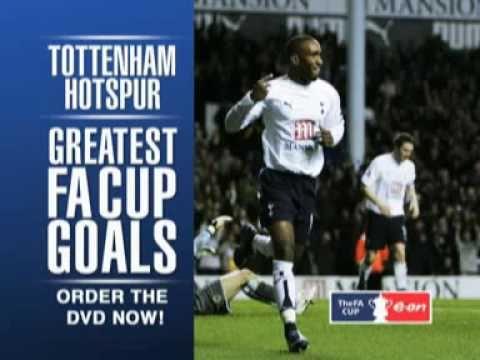 Tottenham Hotspur Greatest FA Cup Goals