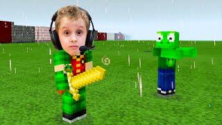 Minecraft : Ache a Alavanca Mod Angry Birds - Paulinho Jogando Minecraft Pocket Edition #3