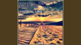 Gambar cover Immortal Love (Radio Edit) (feat. Claudia)