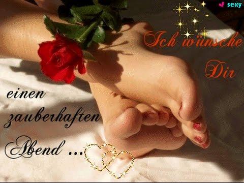 Liebe Abendgrüße Aus Der Ferne Love Evening Greetings From Afar