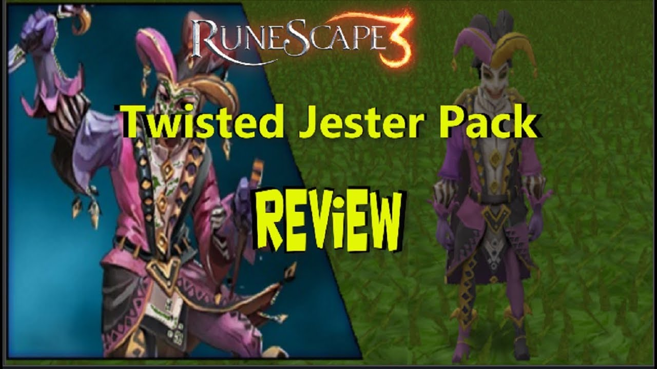 Jester Costume Osrs Thank You To Everyone Who Helped With Testing