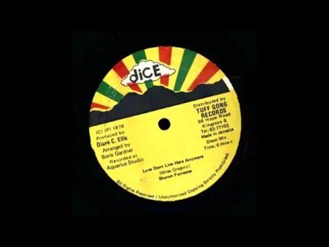 Shar Forrester Love Dt  Here Anymore Extended 12 Disco Mix Reggae Rose Royce Boris Gardner