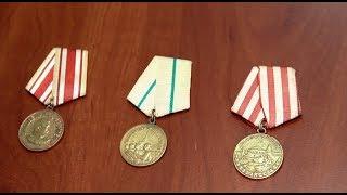 Коллекция наград. Обзор медалей времен ВОВ.