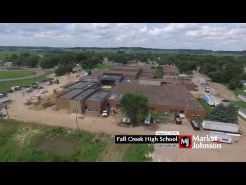 Fall Creek High School Progress 8.2.19