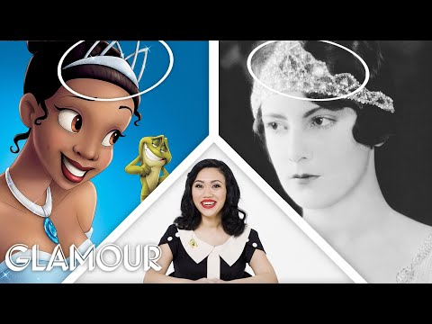 Fashion Expert Fact Checks The Princess and The Frog's Costumes | Glamour