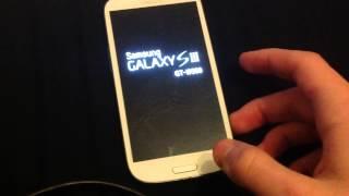Install KitKat 4.4.4 on Samsung S3 (i9300)