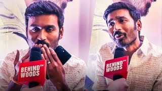 Dhanush's Emotional words on his Fans ! | VIP2 | Kajol