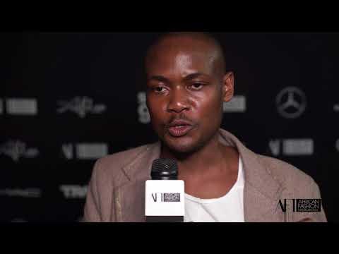 AFI Mercedes-Benz Fashion Week Joburg Spring/Summer 2017- Scalo by Sello Medupe