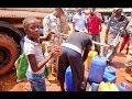 Campagne médicale et de distribution d'eau potable à Bangui