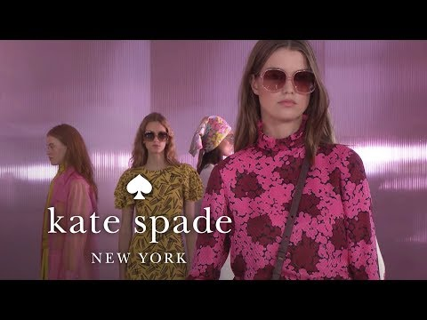 new york fashion week spring 2019 runway show | kate spade new york