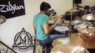 Gambar cover Muhammad Malik - Bhoomi Trivedi - Ram Chahe Leela Drum Remix