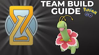 MEGANIUM TEAM BUILD GUIDE FOR TIMELESS CUP | POKEMON GO PVP