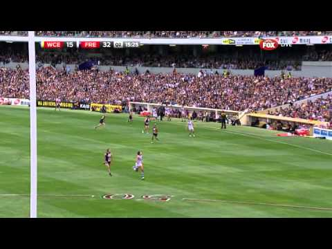 Barlow's beauty set up by super Pav - AFL