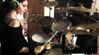 """Follow the Hollow"" (Soilwork) drum cover"