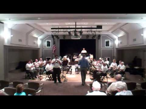 Rockville Brass Band - Cherry Ripe