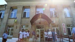 Коломакской районной больнице передали аппараты УЗИ, ИВЛ и другое медицинское оборудование(, 2015-07-27T11:54:26.000Z)