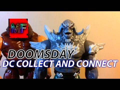 (SPANISH)DC Multiuniverso Doomsday Colecta Y Conecta REVIEW