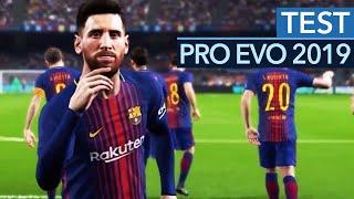 Pro Evolution Soccer 2019 im Test / Review für PS4 und Xbox One