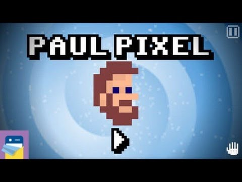 Paul Pixel - The Awakening: iOS iPhone 6S Gameplay Walkthrough (by Xoron GmbH)