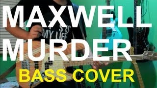 bass cover of maxwell murder by Rancid. Matt Freeman is God. I don'...