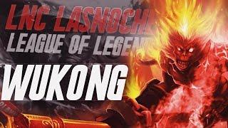 LOL - Volcanic Wukong ลิงไฟลุกท่วมตัว !