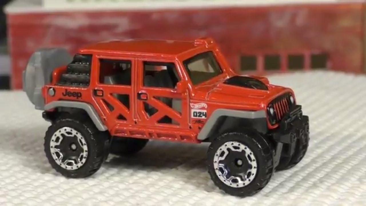 2018 hot wheels d case 84 39 17 jeep wranger new model. Black Bedroom Furniture Sets. Home Design Ideas
